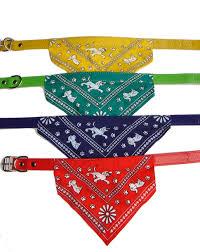 bandana collars