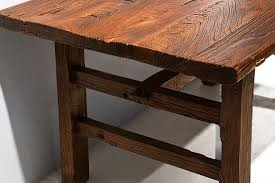 antique wooden tables