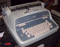 ibm electronic typewriter