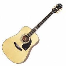 acoustic epiphone guitars
