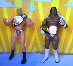 smackdown action figures