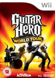 guitar hero word tour wii