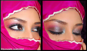 arabic eye shadow