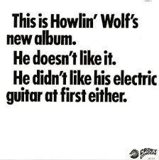 howlin wolf lp