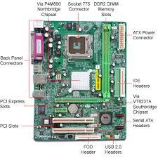 mother board socket 775