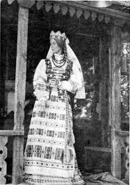 lithuanian national costume