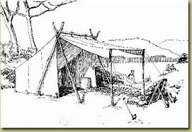 lean to tents