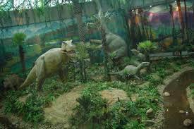 dinosaur landscapes