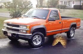 1995 chevrolet trucks