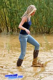 muddy jeans girls