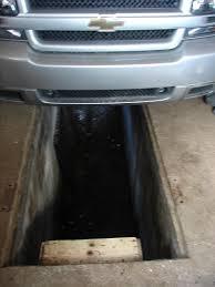 garage pit