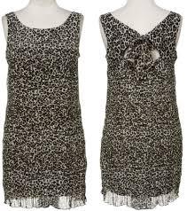 johnny martin pleated chiffon dress