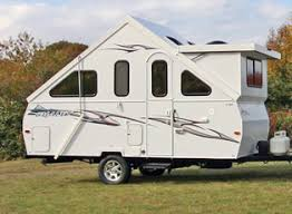 chalet trailers