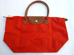 longchamp red
