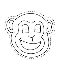 monkey face masks