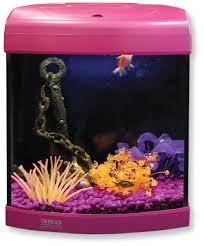pink aquariums