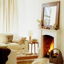 christmas fire places