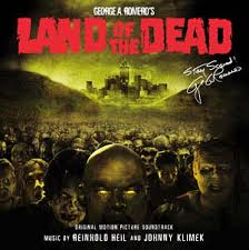 land of the dead soundtrack