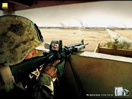 military gun pictures