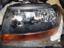 grand cherokee headlamps