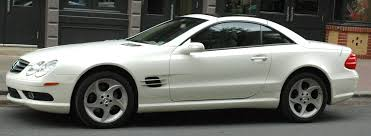 2005 mercedes sl 500