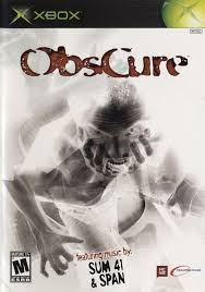 obscure xbox