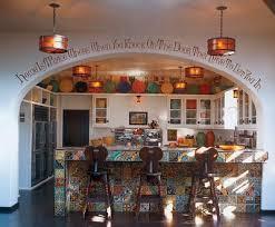 spanish kitchen decor