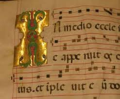 medieval music manuscripts