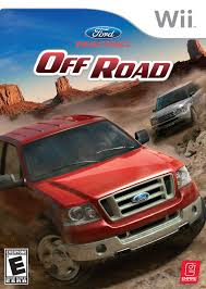 ford racing off road wii