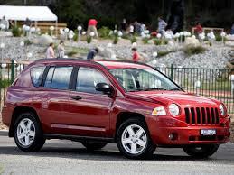 jeep compass crd