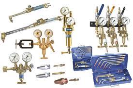 oxyacetylene equipment
