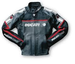 ducati corse leather jacket