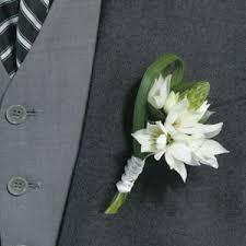 corsage for men