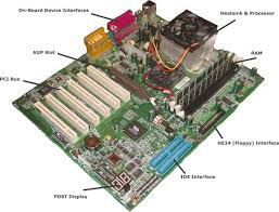 mother board picture