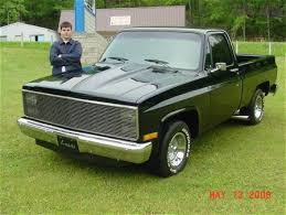 1986 chevy pickups