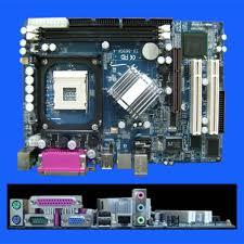 motherboard intel 865