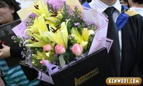 graduation flower bouquets