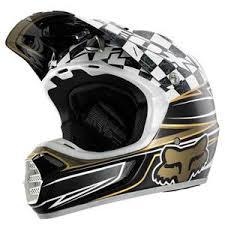 fox helmet v3