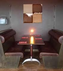 restaurant booth design