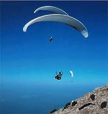 paragliding photos