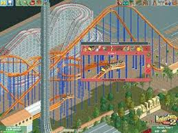 roller coaster tycoon computer game
