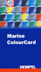 marine colour