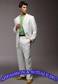 hugo boss white suit