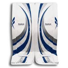 ice hockey goalie leg pads