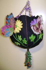 butterflies bag