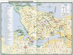 map vancouver