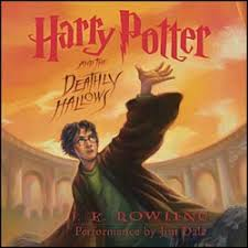 deathly hallows audio