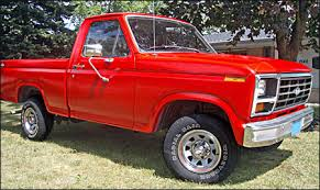 1986 ford f150 4x4