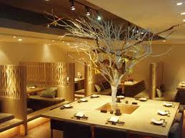 japanese restaurant decoration