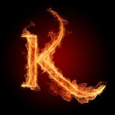 letters k